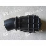 Патрубок воздухозаборника FAW 3252  (угловой / Г-образный)