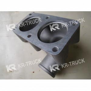Крышка термостата двигателя FAW 3252 (ФАВ 3252)