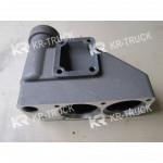Корпус термостат двигателя FAW 3252  (ФАВ 3252)