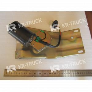Мотор ветрового стеклоочистителя с кронштейном FAW 3252 (ФАВ 3252)
