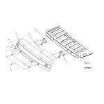 Козырек солнцезащитный FAW 3252