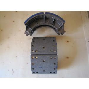Колодка тормозная задняя  HOWO A7