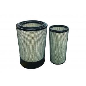 Фильтр воздушный SHAANXI К3250 (фильтр + вставка с резинкой)