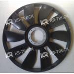 Крыльчатка / вентилятор охлаждения двигателя HOWO (ХОВО)