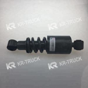 Амортизатор кабины задний с пружинной HOWO (Хово)
