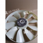 VG1500060402 Крыльчатка вентилятора с гидромуфтой Howo Sinotruk