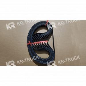 Ремень помпы ручейковый HOWO 8PK1062 VG2600020251